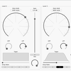 Piano1 - Micro Pitch Shifts