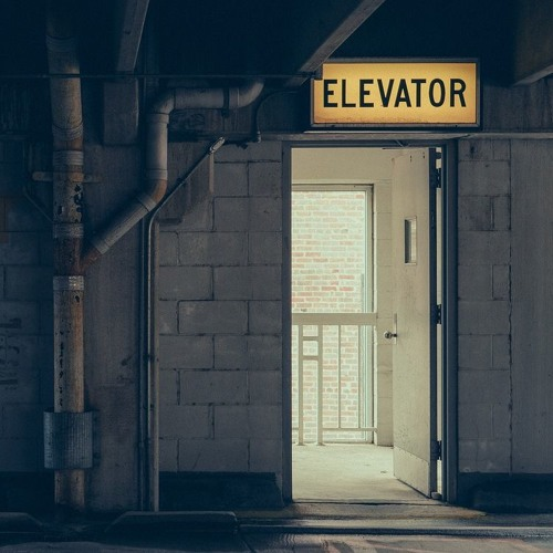 Elevator's Going Down But You're Going Up
