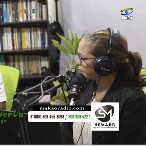 Mikin Desi y Andrea Comentan renuncia de Leonel