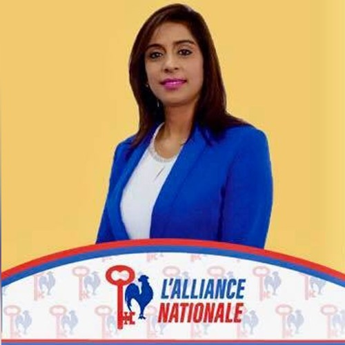La députée sortante Malini Seewocksingh jure fidélité au PMSD