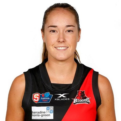 West's Madison Newman chats about being selected in the 2019 AFLW Draft