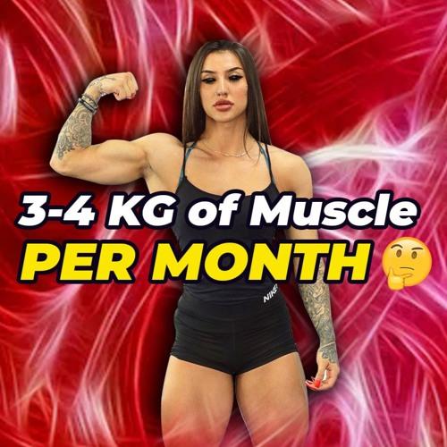 "Bakhar Nabieva's Coach: ""She Can Gain 3-4 KG Of Muscle PER MONTH"" 🤔"