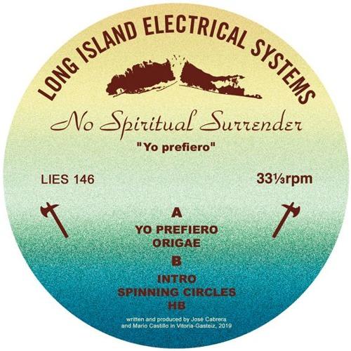 No Spiritual Surrender-HB (LIES-146)