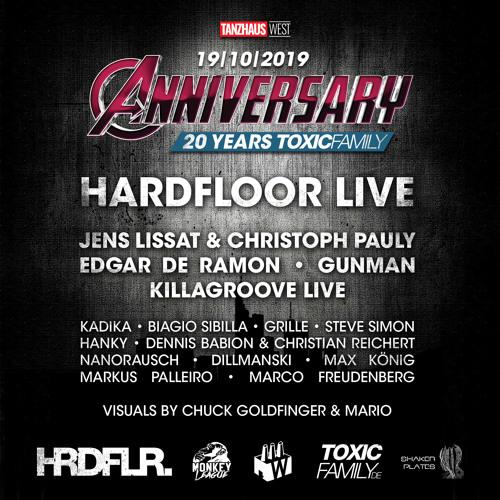 20 Jahre Toxic Family - DJ & Live-Sets