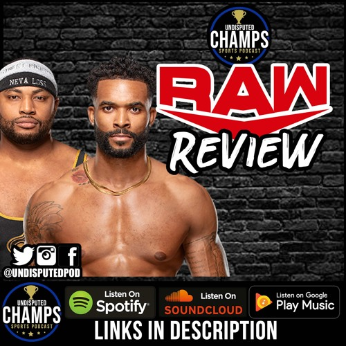 Monday Night RAW Review