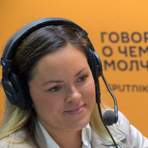 «Открытые инновации — 2019»: основательница и генеральный директор «Просто космос» Алла Разуваева