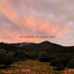 ADM X EVE - According to Their Kind