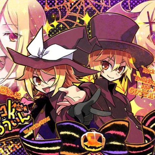 (Kagamine Rin/Len) Trick and Treat (Remake Cover + MMD)