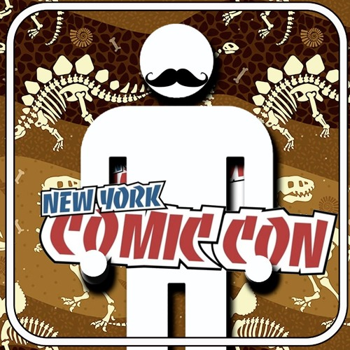 Ep 299 - Bone Smugglers, Mustache Fondlers and New York Comic Con