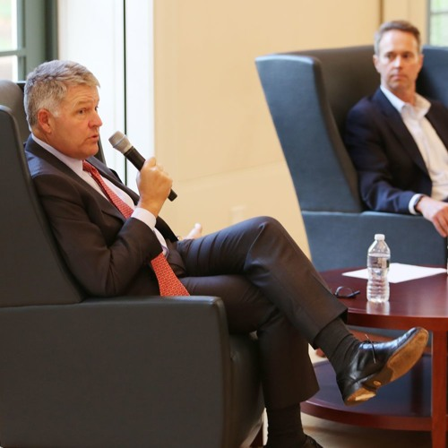 Experiences in Law and Business, With David Leitch '85