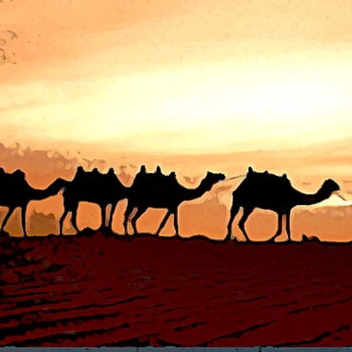Camel Train (Composed by David Ian Rose)