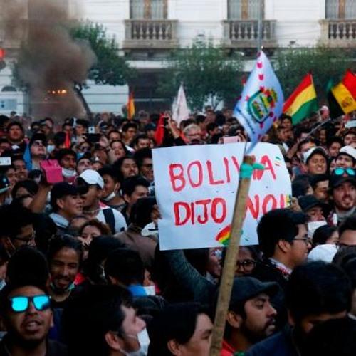Renuncia el vicepresidente del Tribunal Electoral de Bolivia por