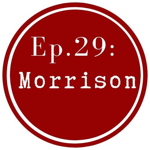 Get Lit Episode 29: Toni Morrison