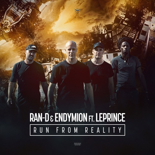 Ran-D & Endymion Ft. Le Prince - Run From Reality