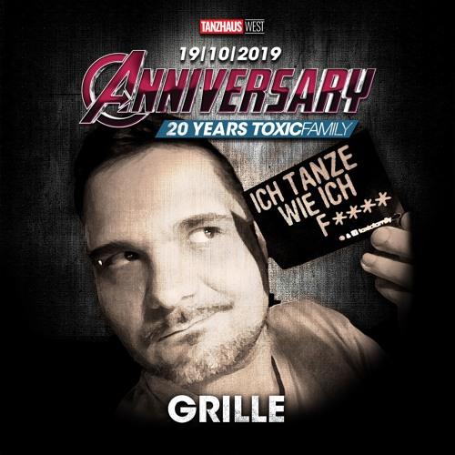 Grille DJ-Set | 20 Jahre Toxic Family @ Tanzhaus West