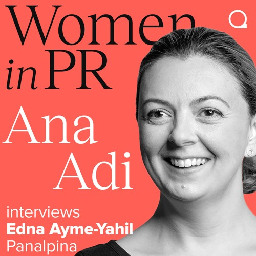 #1 Edna Ayme-Yahil_Women in PR with Ana Adi