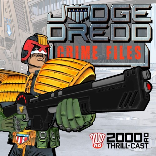 Judge Dredd: The Crime Files