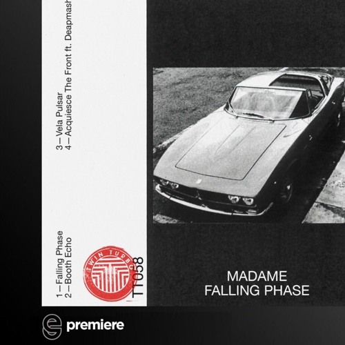 Premiere: Madame - Vela Pulsar - Turbo Recordings