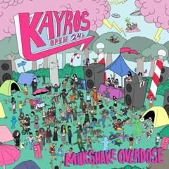 Kayros - Milkshake Overdose Promo Mix - OUT NOW (Free Download @ Bandcamp)