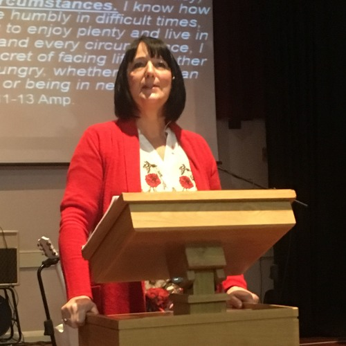 20.10.2019 - Wendy Ward - Waiting For God