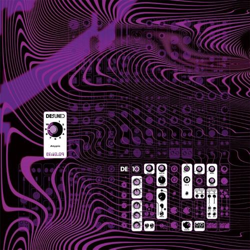 Atypic (aka Plaid) - DE:10.09 [ASGDE028]