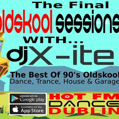 Hot FM Dance Dublin - Final Wednesday Oldskool Sessions show.