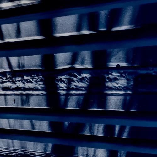 Blue on Black III