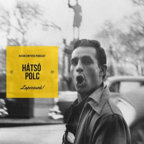 Hátsó Polc #1 - Jack Kerouac: Úton - Az eredeti tekercs