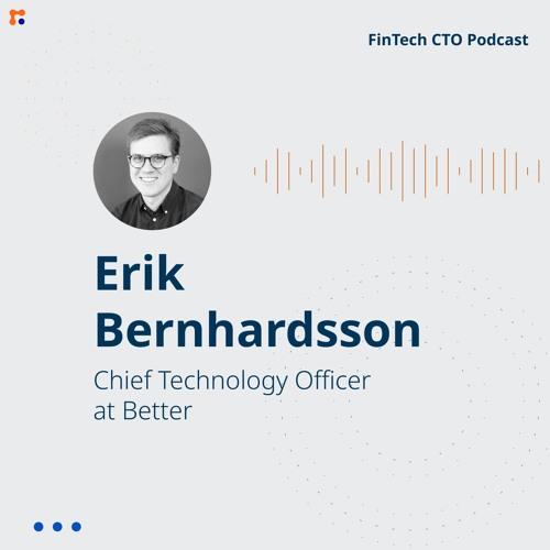 Podcast #6 Erik Bernhardsson: Fixing Broken Industries With Technology. Finance Is Next