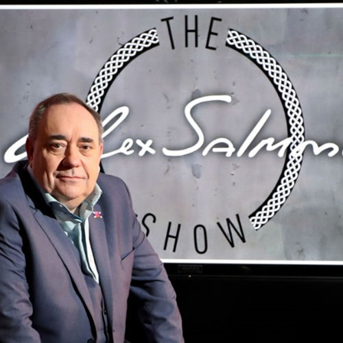 The Alex Salmond Show: Order order