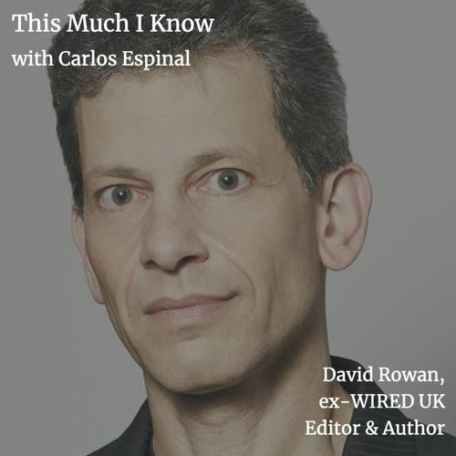 David Rowan on what makes Non-Bullshit Innovation