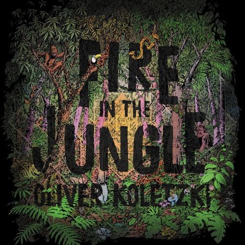 SVT263 - Oliver Koletzki - Fire in the Jungle