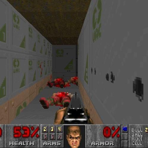 Война Среди Ящиков  Doom 2 fan story