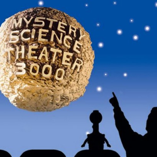 Adler talks with Joel Hodgson of Mystery Science 3000