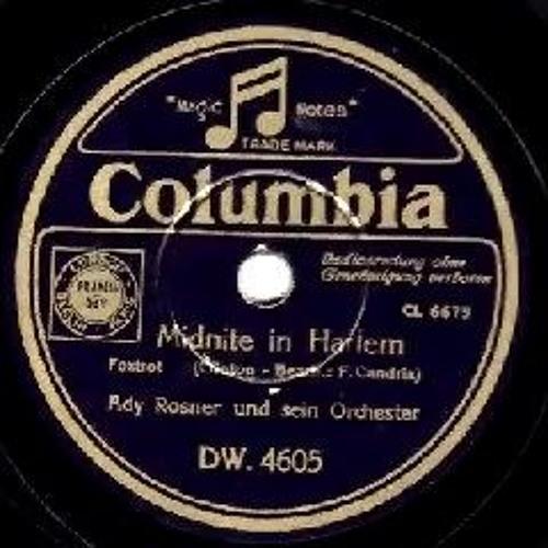 Ady Rosner Et Son Orchestre - Midnite In Harlem