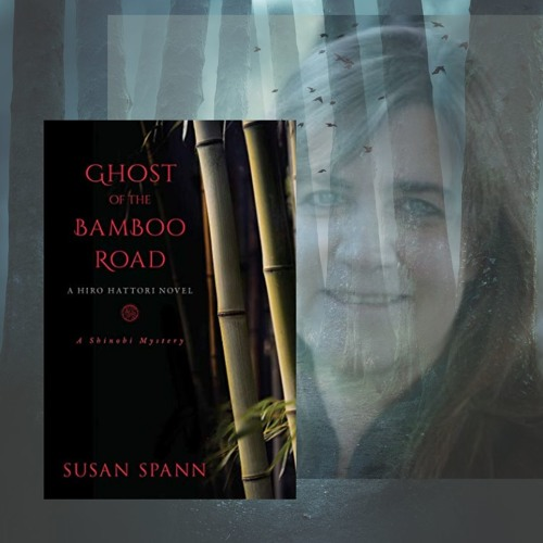Daring to Chase Your Dream with guest author Susan Spann