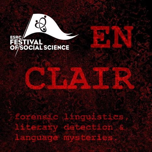S01E13 - Enigma, part 1 of 3 (ESRC's Festival of Social Science)