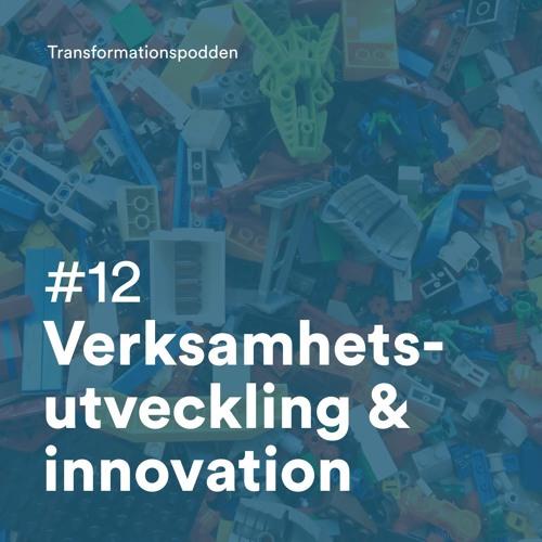 #12 - Verksamhetsutveckling & innovation