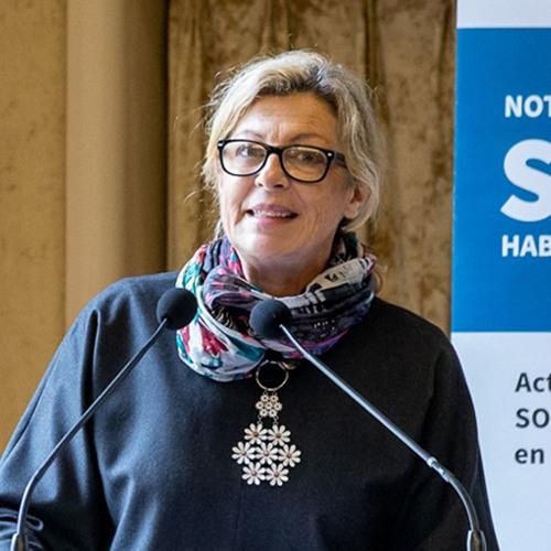 Hélène Pélissard, Présidente de la Fédération SOLIHA - Mot d'accueil