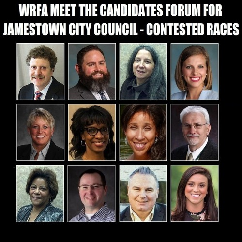 Community Matters - Meet The City Council Candidates Forum - At Large