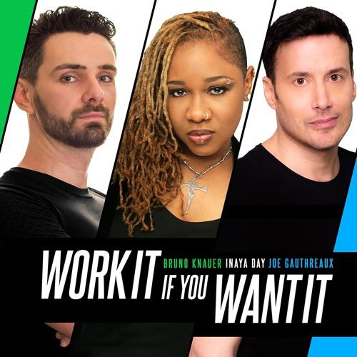 Work It If You Want It - Inaya Day, Joe Gauthreaux & Bruno Knauer