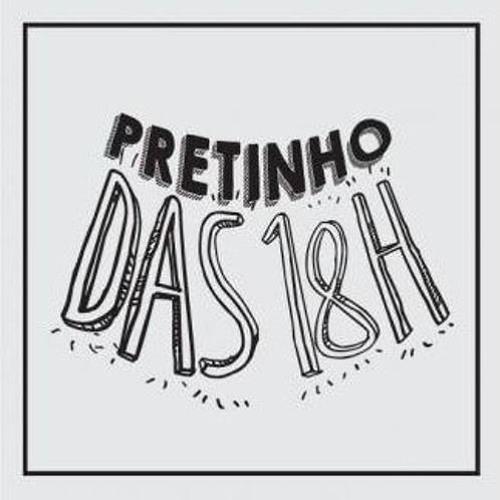 Pretinho Básico 25/10/19 18h ⭐Cris Pereira