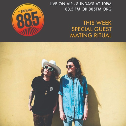 Mating Ritual - WFNM SESSION at The Independant 88.5 FM (PERFORMANCE & INTERVIEW)