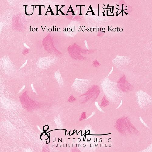 Utakata (violin & 20-string koto)