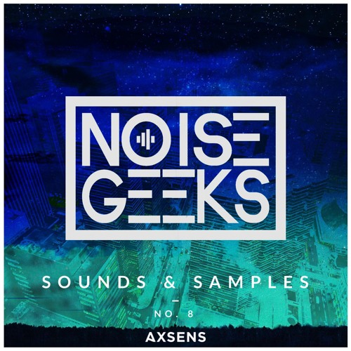 Free Trap & Future Bass Sample Pack by The Noisegeeks