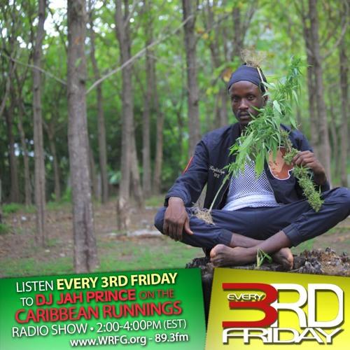 3rdFridays with Jah Prince on WRFG 66