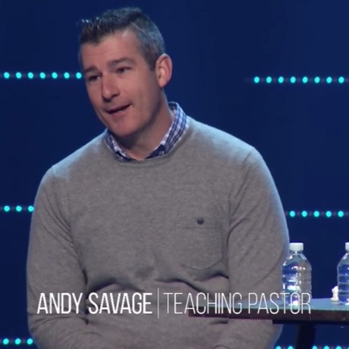 Andy Savage - Grace Valley Church Opening