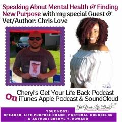 Mental Health & Finding New Purpose