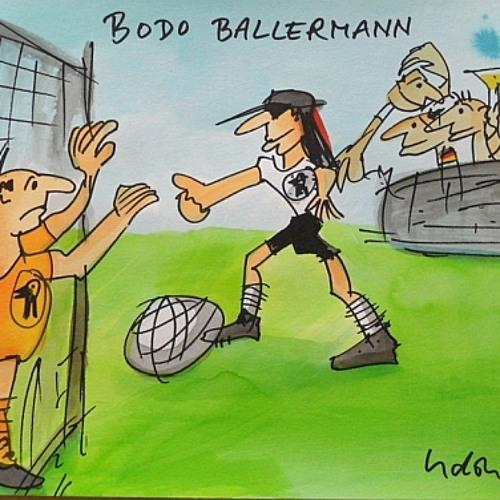 Bodo Ballermann spielte beim ...