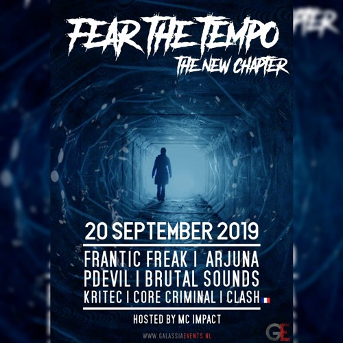 Pdevil @ Fear The Tempo - The New Chapter (20-09-2019)